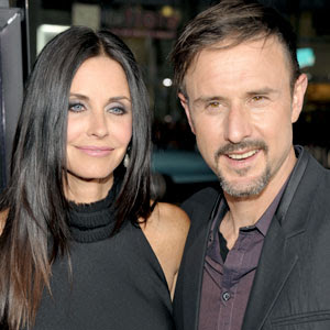 Courteney Cox Arquette Husband