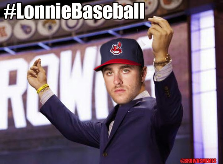 Cleveland Indians Memes Lonnie Baseball