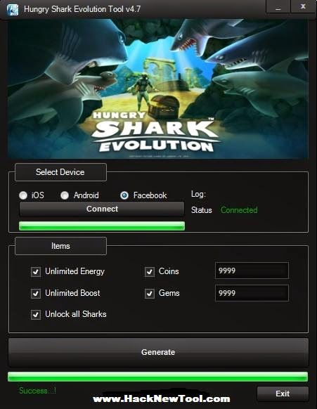 hungry shark evolution cheats android no root apk