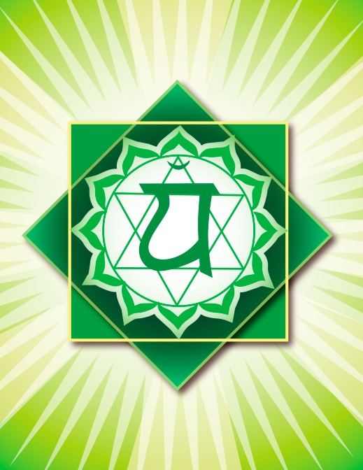 Living in the (k)Now: Chakra Fridays - Fourth Chakra Anahata
