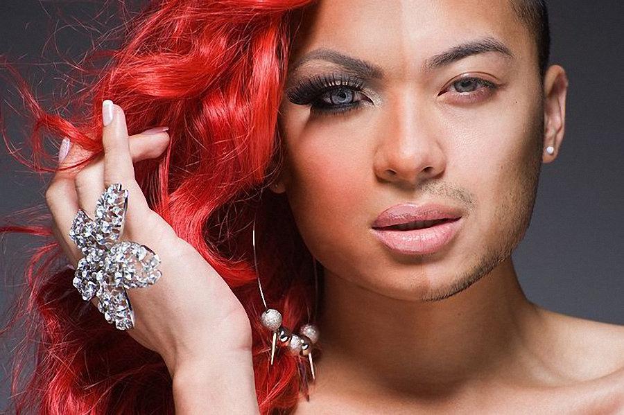 исскуства макияжа долорес: