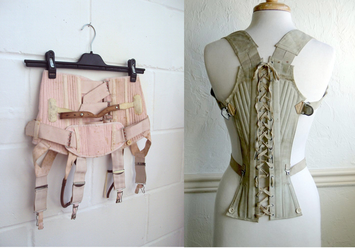 Vintage Lingerie and Corsets | .Love at First Blush.