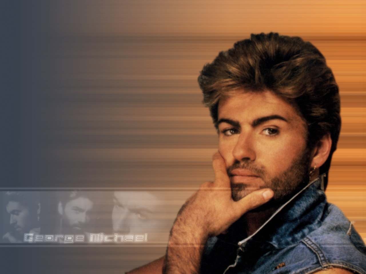 George Michael HairStyle (Men HairStyles) George Michael