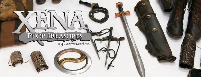 Xena Prop Treasures