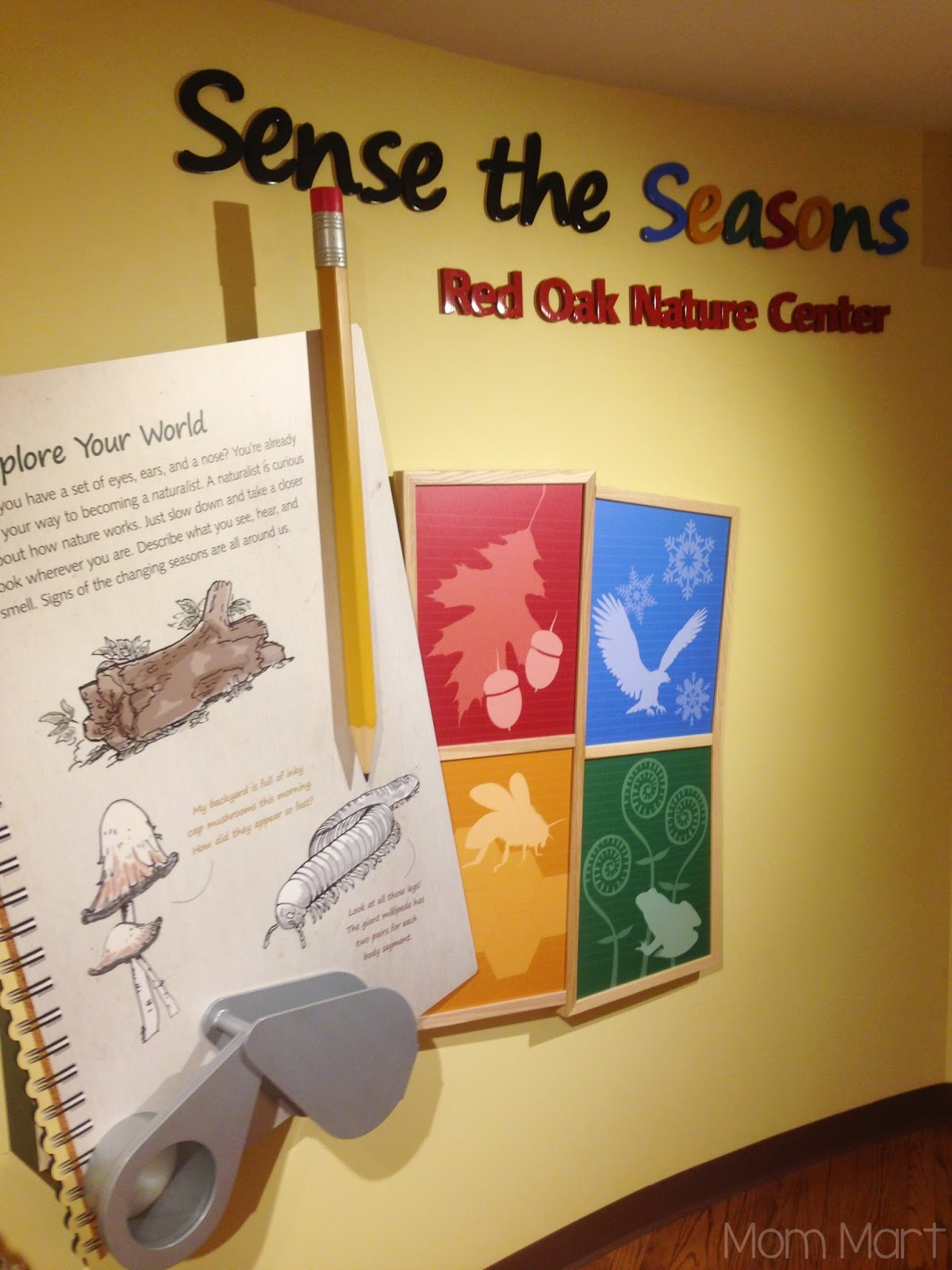 Fun and Free in Illinois: Red Oak Nature Center #Explore