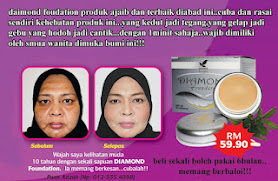 Diamond Foundation D'herbs RM59.90
