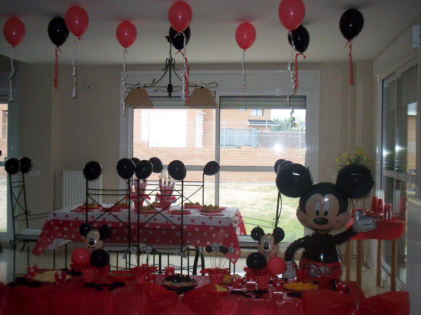 De mickey imagui manualidades con globos mickey mouse ecro - Manualidades con globos ...