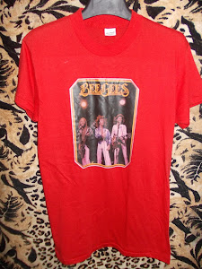 VTG 70s BEE GEES BAND SHIRT