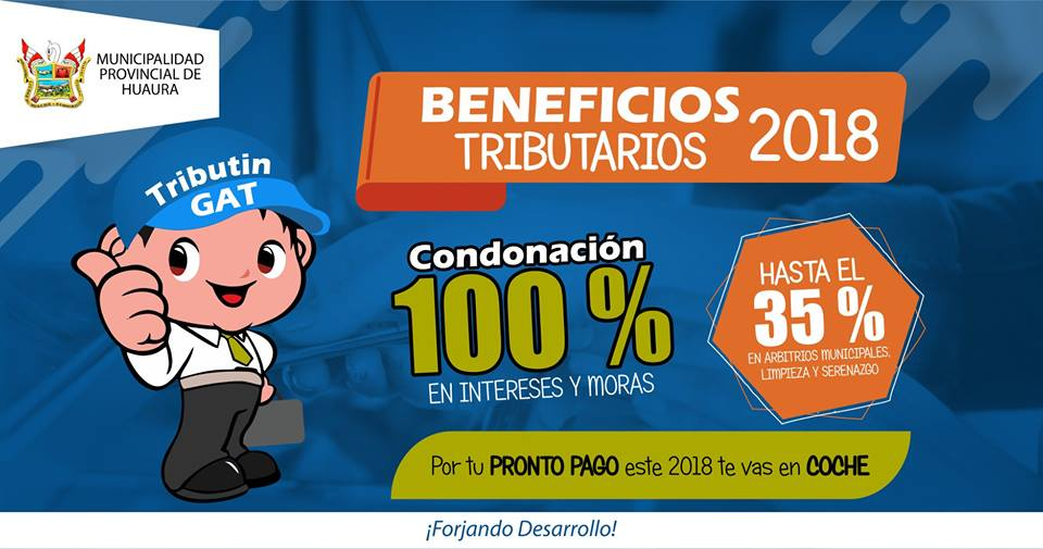 BENEFICIOS TRIBUTARIOS MPHH