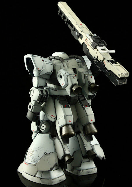 best custom build dom r35 gundam model kit