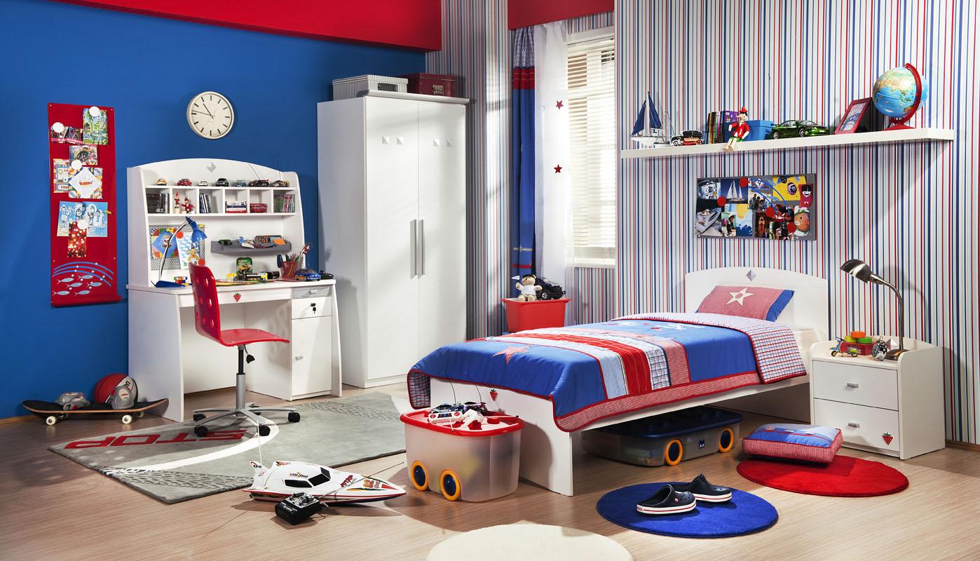 Kokkinivitrina - Fotos habitaciones ninos ...