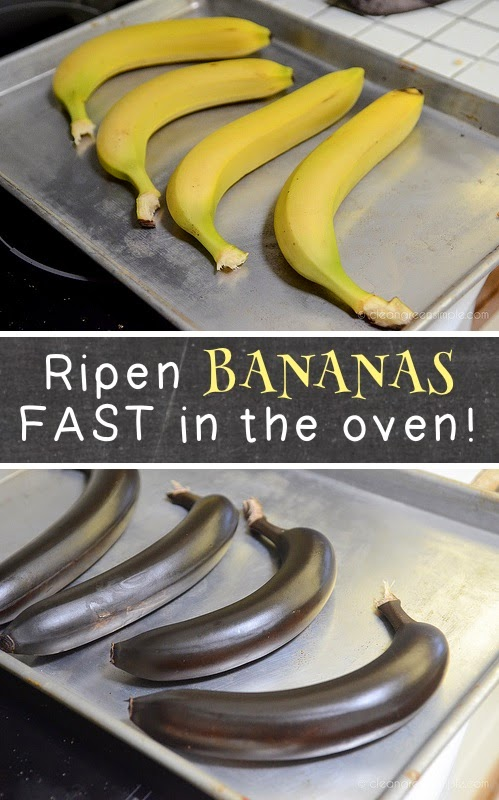 Best Way to Ripen Bananas