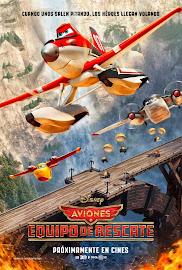 Aviones 2: Equipo de rescate (Planes: Fire & rescue)