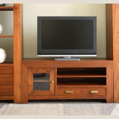 Modern LCD TV wooden furniture designs. | An Interior Design