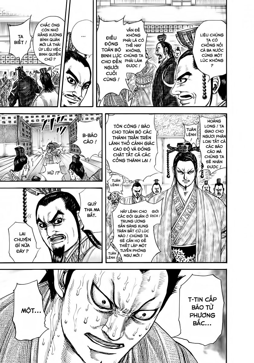 Kingdom - Vương Giả Thiên Hạ Chapter 263 page 16 - IZTruyenTranh.com