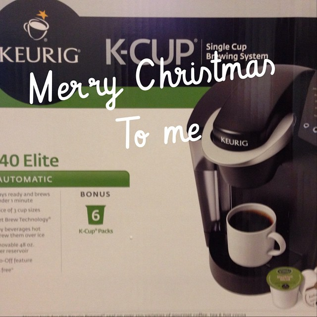 Keurig black friday deal