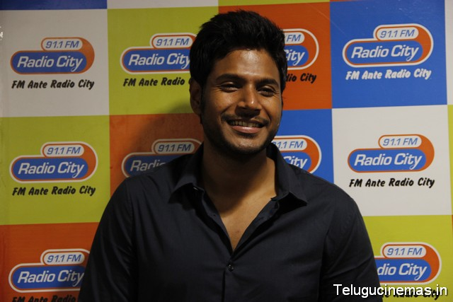 Sundeep Kishan At Radio Mirchi Photos-Tiger Promotion ,Sundeep Kishan At Radio City Photos-Tiger Promotion.Sundeep Kishan in Potugadu show ,Sundeep Kishan in Telugucinemas.in,Sundeep Kishan film news,Sundeep Kishan photos,Sundeep Kishan pictures,