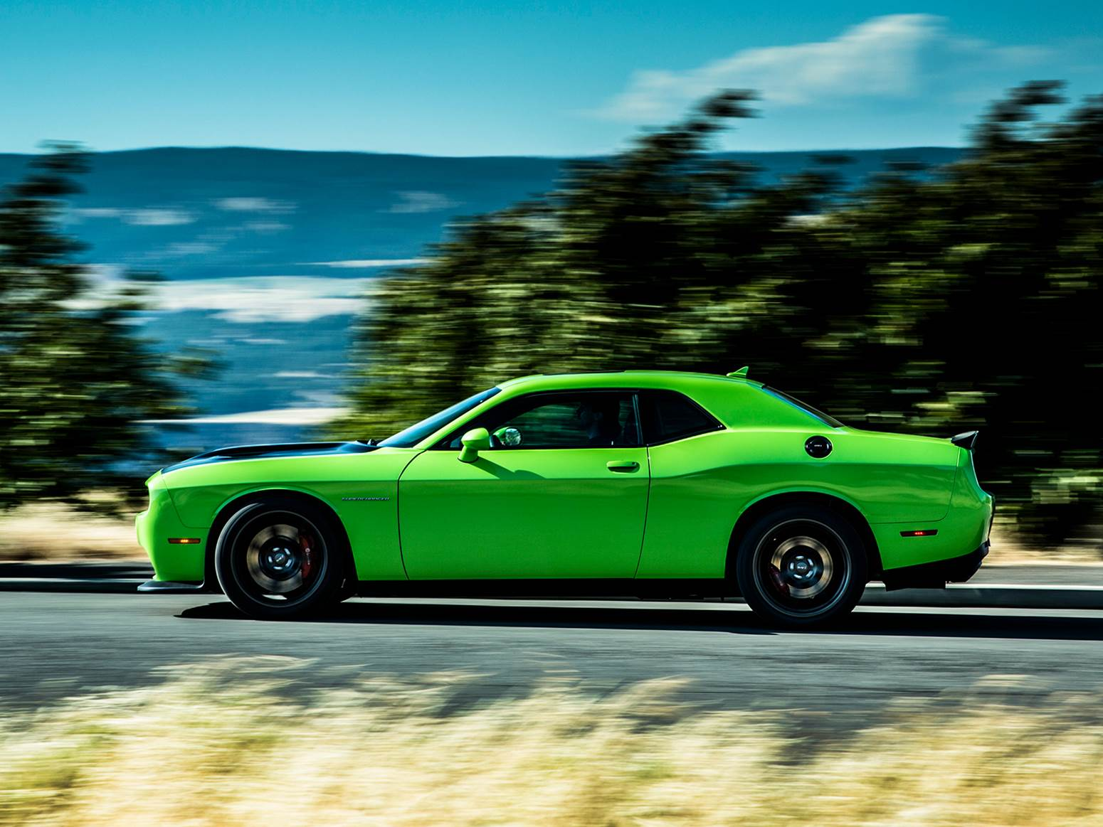 Dodge Challenger Hellcat SRT