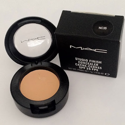 o que comprar mac corretivo studio finish