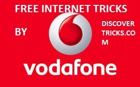 vodafone free internet tricks