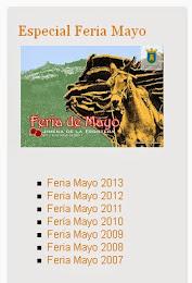 Ferias de Mayo en TJD