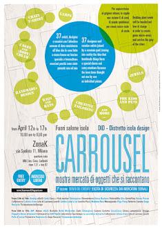 Carrousel - Fuori salone Isola 2011