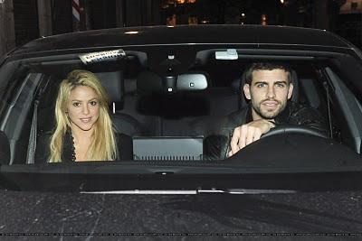 Fotos de Gerard Piqué e Shakira 5
