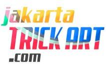Jakarta Trick Art 3d