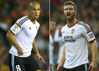 Spurs are in for Sofiane Feghouli and Shkodran Mustafi (Picture: Getty)