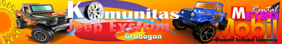 Komunitas Jeep Grobogan