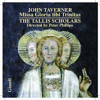 John Taverner - Missa Gloria tibi Trinitas - CDGIM 045