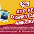 Program Berhadiah Liburan ke Disneyland Amerika
