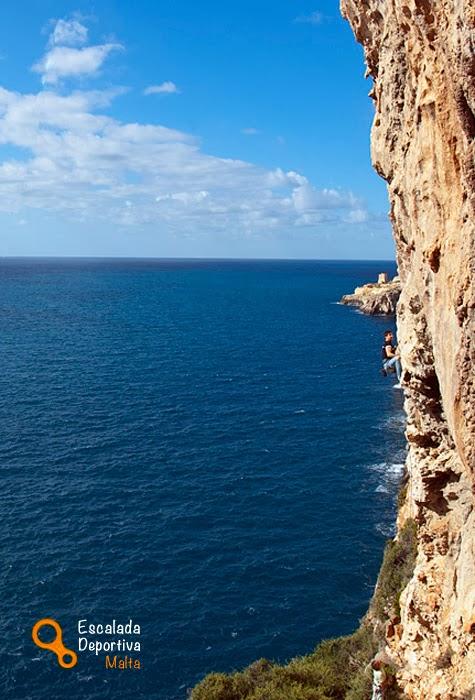 Climbing Malta and Gozo