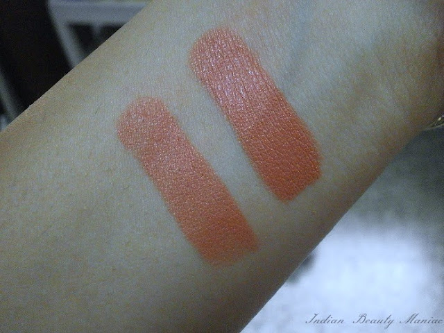 Kryolan Lipstick in Shade LC 131 Swatch