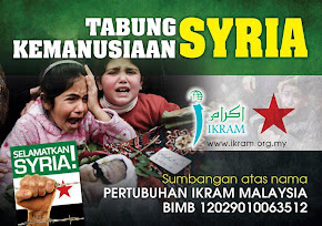 Tabung Kemanusiaan SYRIA