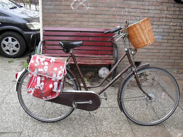 fietstassen Basil