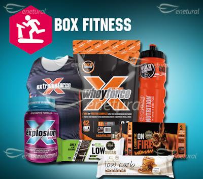 Gold Nutrition GoldBox Fitness