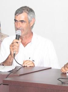 2º Secretário- Cido Luciani