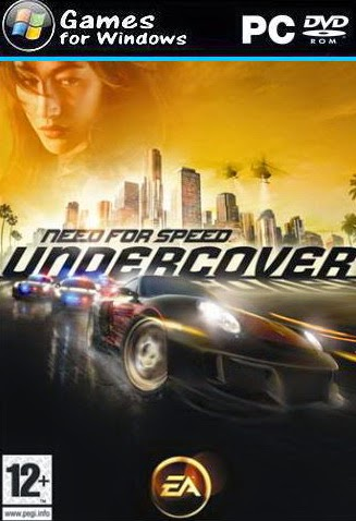 Download PC Games Need for Speed: Undercover Full Gratis
