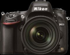 DSLR baru Nikon : D600