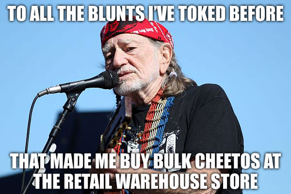Farce The Music Willie Nelson Meme