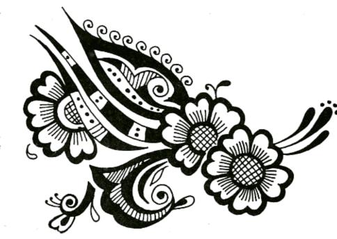 Arabic Mehandi Designs Mehndidesignsclub All About Mehndi Designs