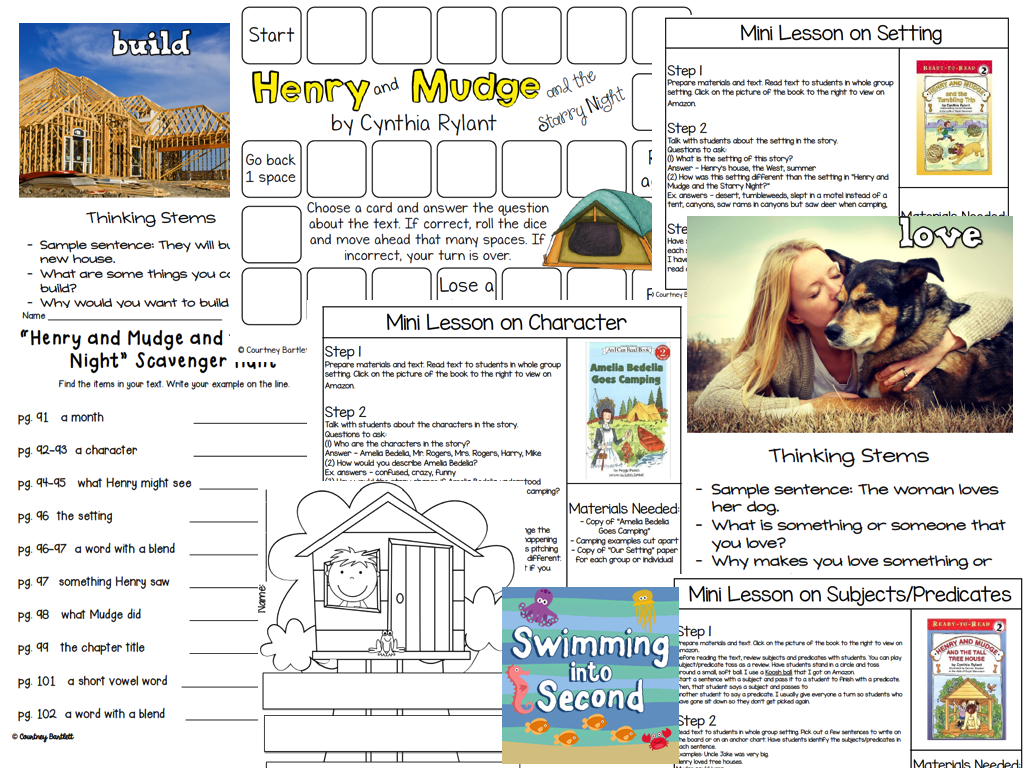 http://www.teacherspayteachers.com/Product/Henry-and-Mudge-and-the-Starry-Night-resources-for-Reading-Street-1345996