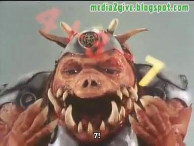 Chikyuu Sentai Fiveman Ep 7 (Subtitle Indonesia)