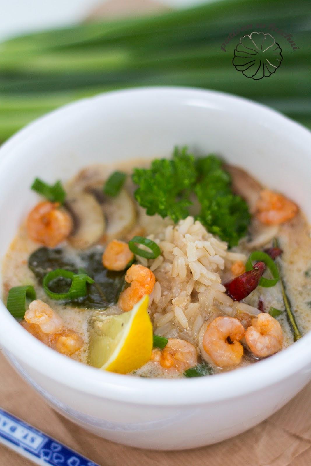 Zupa Tom Kha Thale.