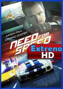 Need for Speed: La película (2014) | DVDRip Latino HD Mega
