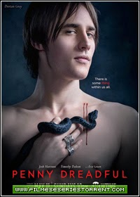 Penny Dreadful 1ª Temporada Legendado Torrent (2014)