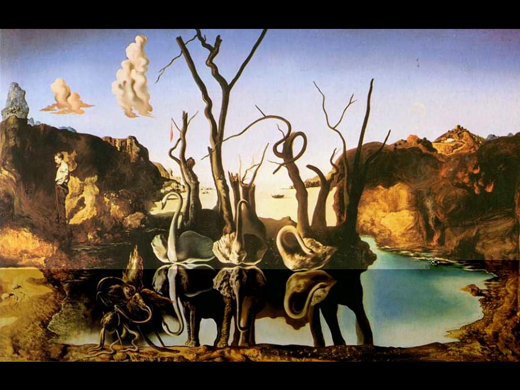 http://1.bp.blogspot.com/-E-UpmDSlaPg/TWKm-Y59UjI/AAAAAAAAAHQ/-UHO5J_2Y4M/s1600/Dali-+Swans+Reflecting+Elephants.jpg