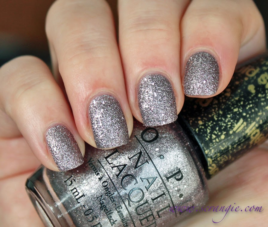 Scrangie: OPI Mariah Carey Collection Holiday 2013 Liquid Sand Shades