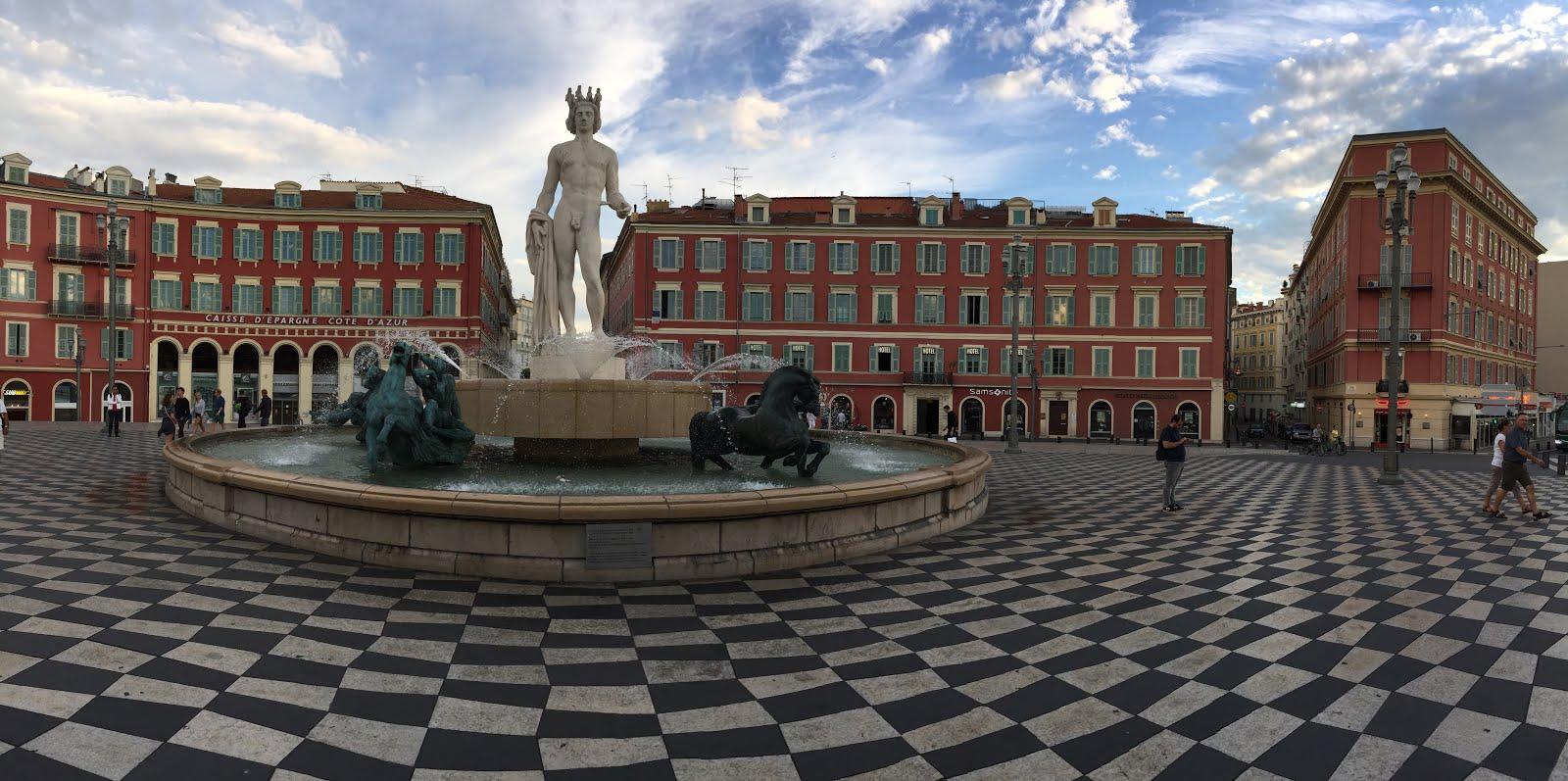 Place Massena, Nice